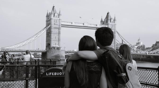 Trip to London: Day 2 Walking Tours