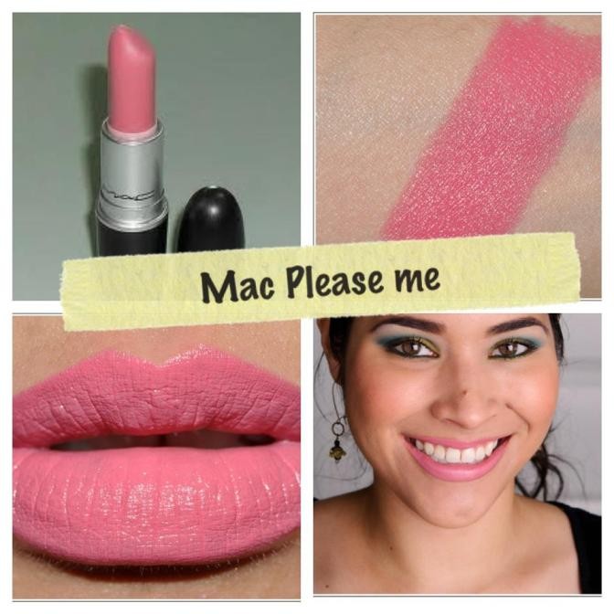 Christmas Gift: Mac Please Me