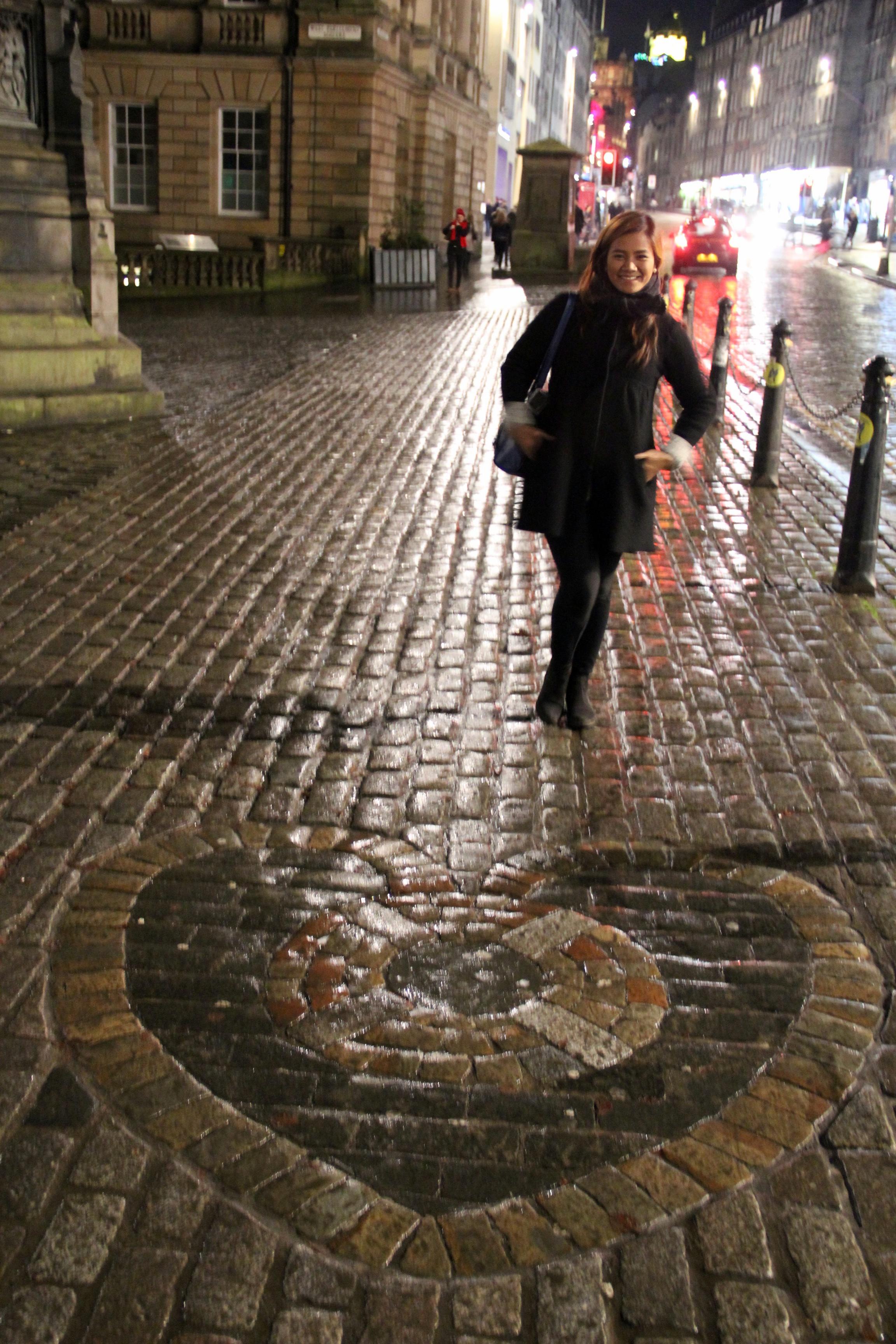 the probing wife - edinburgh