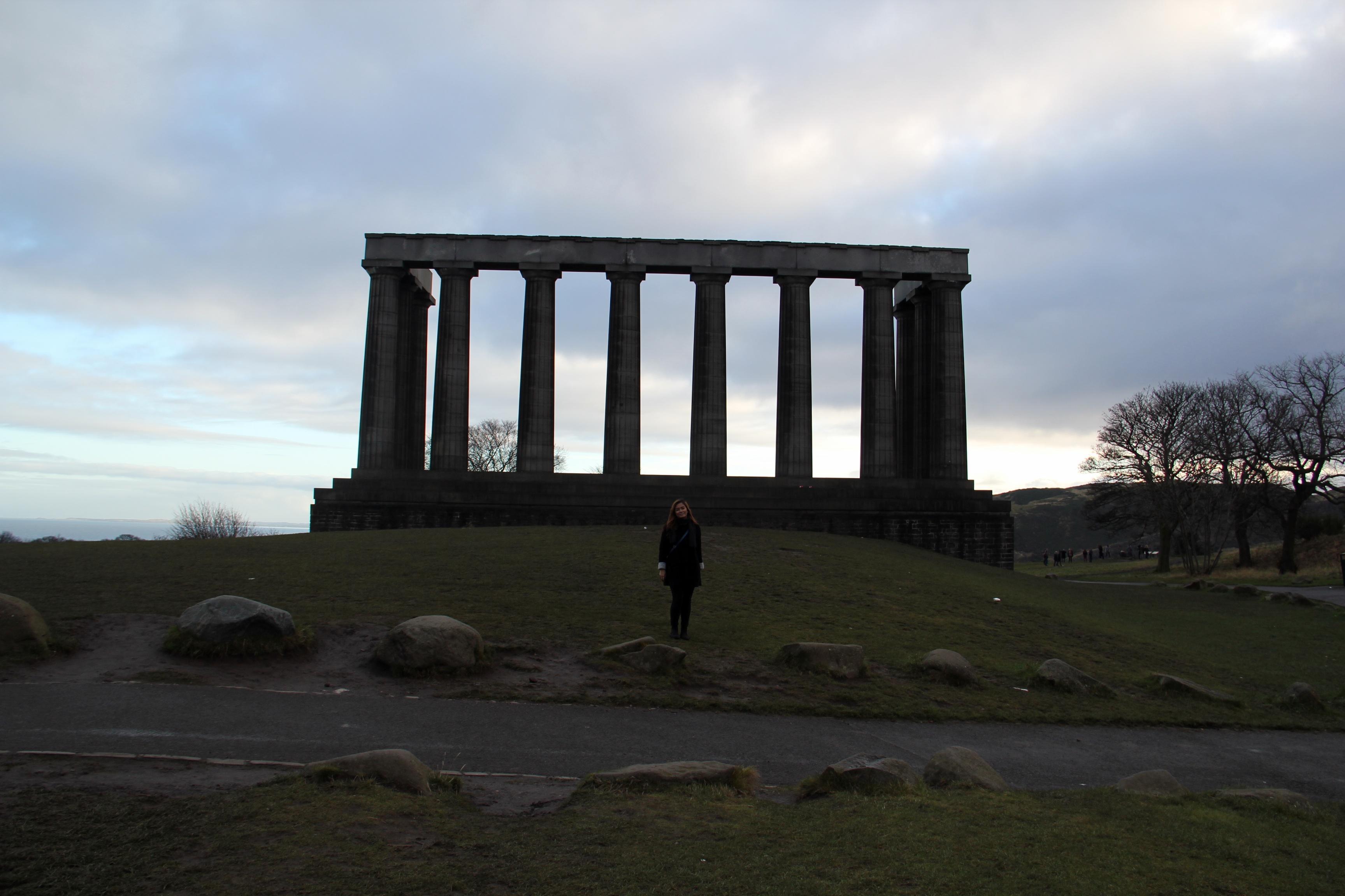 Edinburgh - The probing wife