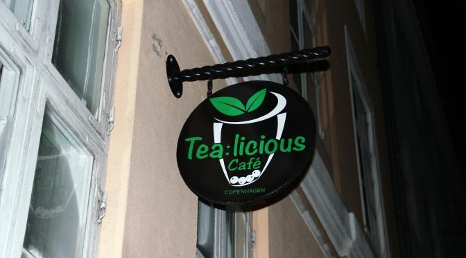 Bubble Tea in Copenhagen- Tealicious